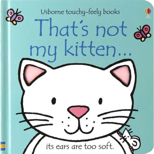 Usborne Books - That's Not My Kitten...