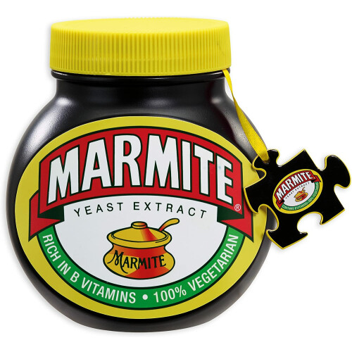 Gibsons Marmite 500pc Puzzle