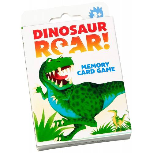 Dinosaur Roar! Memory Card Game