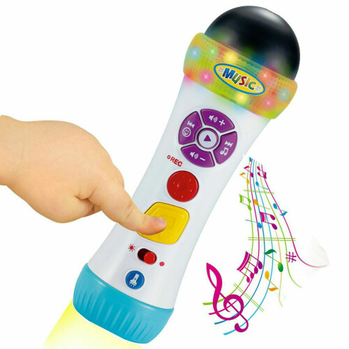 Infunbebe Musical Recording Microphone