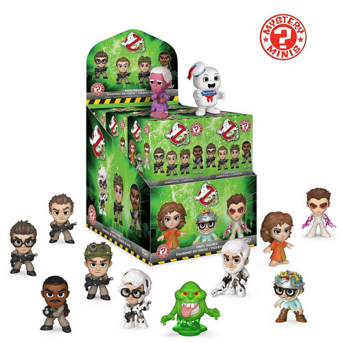 Funko Mystery Minis Blind Box Ghostbusters