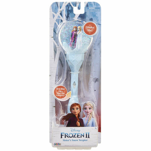 Frozen 2 Sisters Snow Scepter