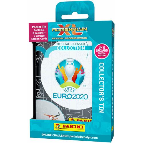 Euro 2020 Adrenalyn XL Cards - Collector's Tin
