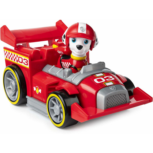 Paw Patrol Ready Race Rescue - Marshall Deluxe Vehicle