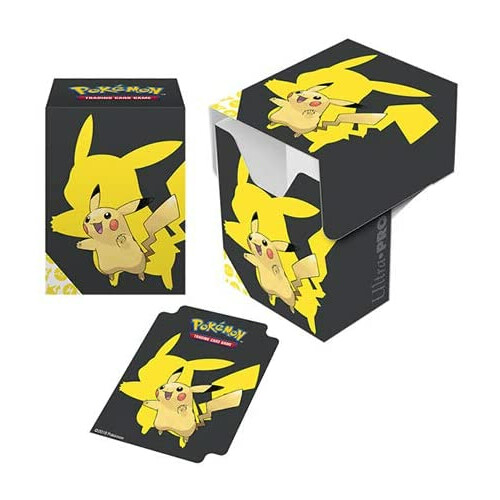 Pokemon TCG Deck Box - Pikachu