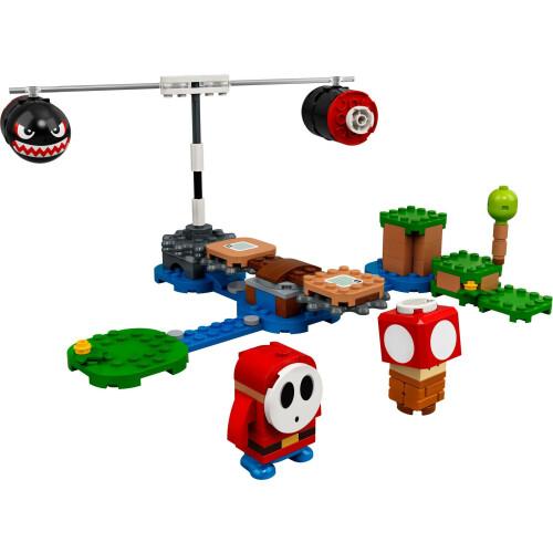 Lego 71366 Super Mario Boomer Bill Barrage Expansion Set