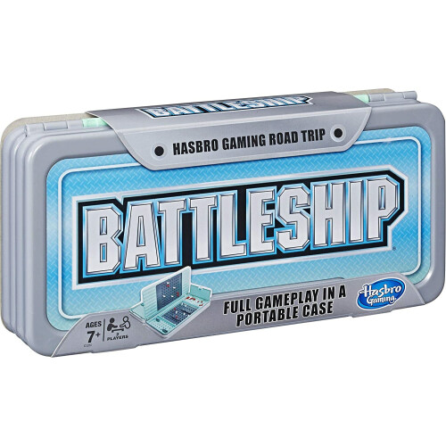 Hasbro Gaming Road Trip - Battleship