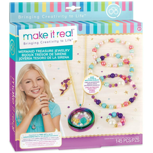 Make It Real - Mermaid Treasure Jewelry