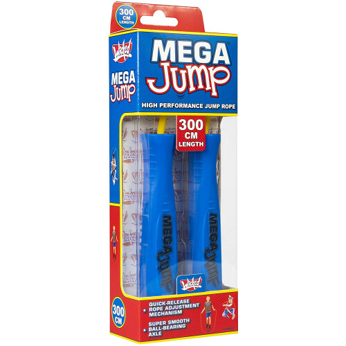 Mega Jump High Performance Jump Rope