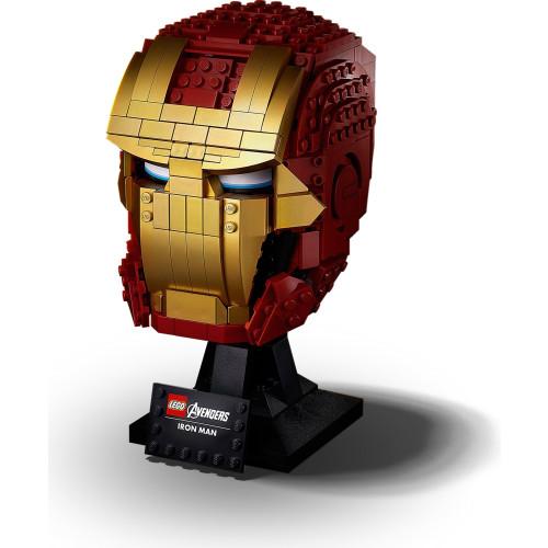 Lego 76165 Avengers Iron Man Helmet