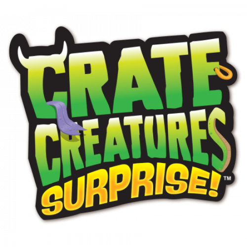 Crate Creatures Surprise!