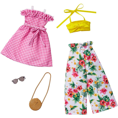 Barbie Fashions Outfit 2-Pack (GHX64)