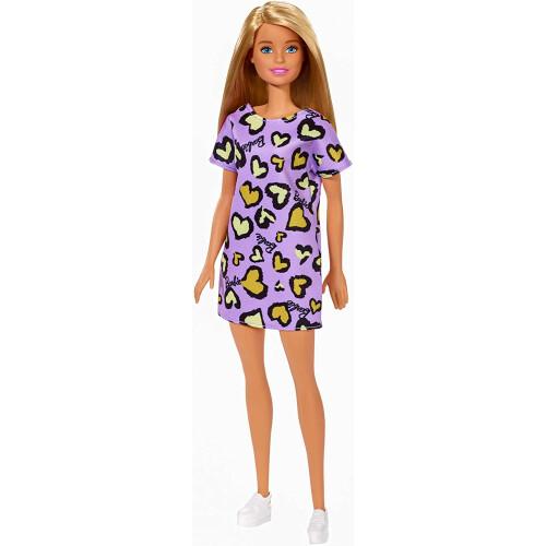 Barbie Heart Dress Doll (GHW49)