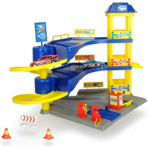 Dickie Toys Parking Station