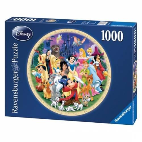 Ravensburger 1000pc Disney Wonderful World of Disney Jigsaw Puzzle