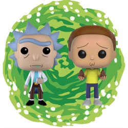 Rick And Morty Pop