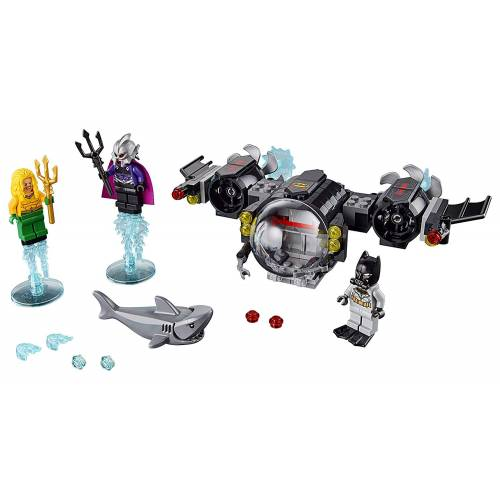 Lego 76116 Super Heroes Batman Batsub and the Underwater Clash