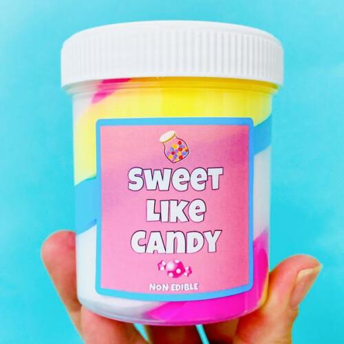 Sensory Slime - Sweet Like Candy