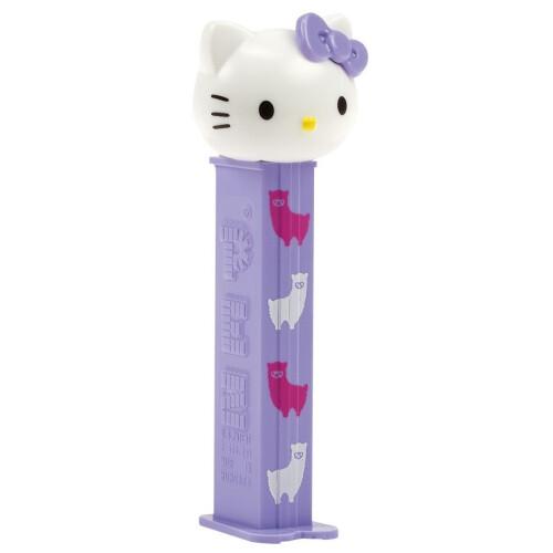 Hello Kitty Pez Dispenser - Purple