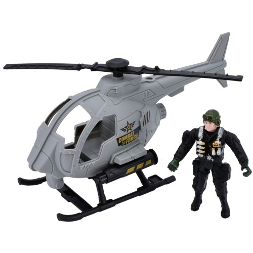 Combat Mission Military Set - Helicopter