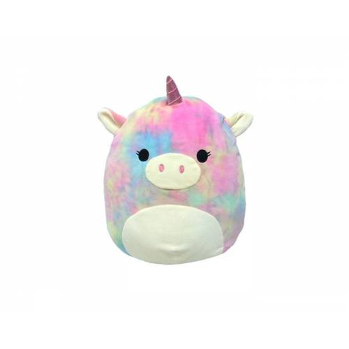 Squishmallows 3.5 Inch Plush Clip On - Esmeralda the Unicorn
