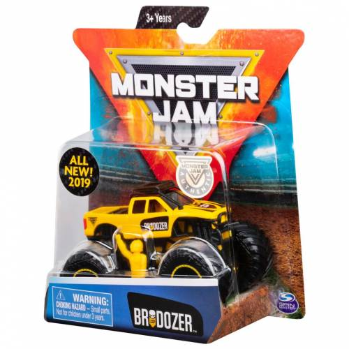 Monster Jam - Brodozer