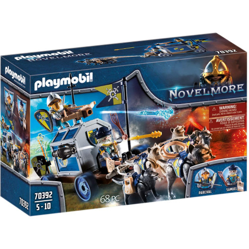 Playmobil 70392 Novelmore Treasure Transport