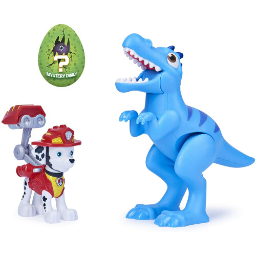 Paw Patrol Dino Rescue - Marshall and Velociraptor