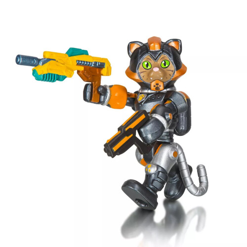 Roblox Core Figure - Cats...In Space: Sergeant Tabbs