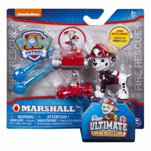 Paw Patrol Ultimate Rescue Water Cannon Marshall