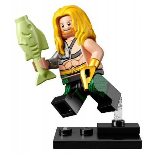 Lego 71026 DC Super Heroes Minifigure Aquaman