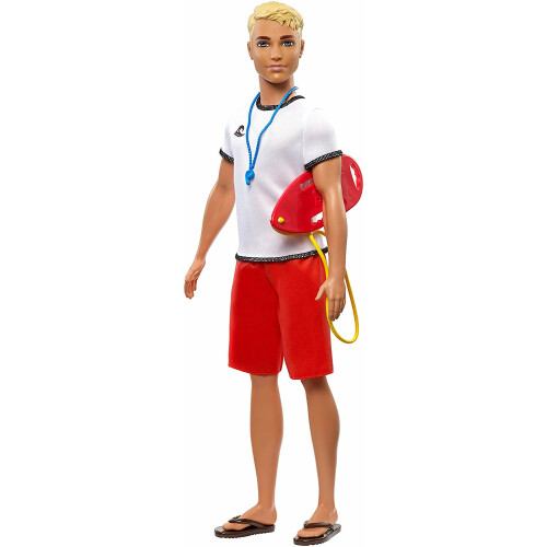 Barbie You Can Be Anything - Lifeguard Ken