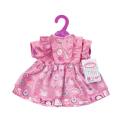 Baby Annabell Clothing - Keys & Lockets Dress