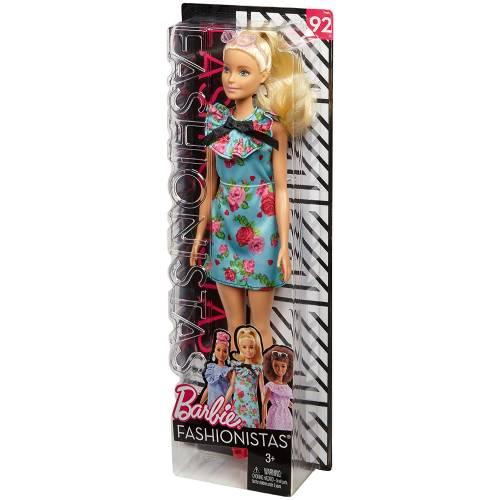 Barbie Fashionistas 92 Flower Dress