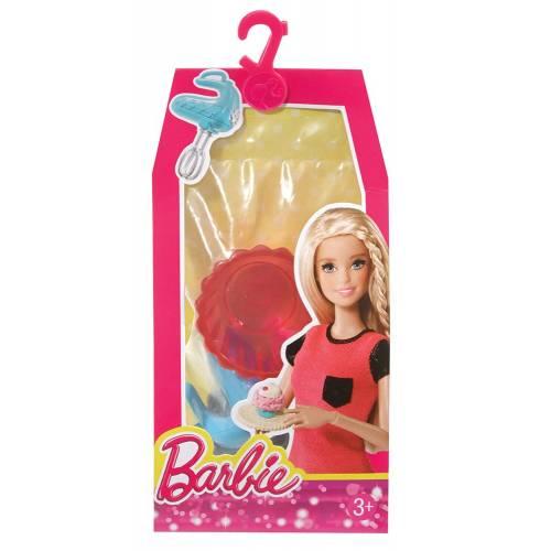 Barbie Mini Accessory Pack - Cupcake Baking Set