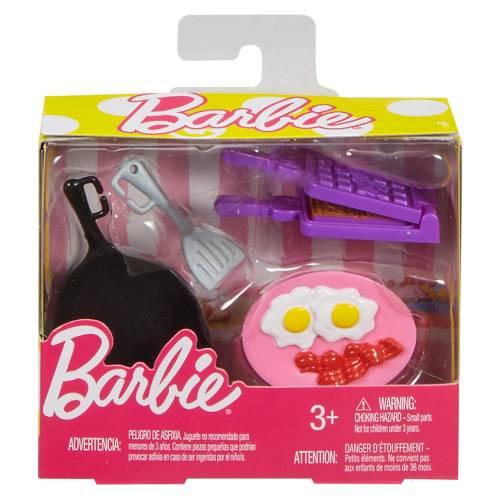 Barbie Mini Kitchen Accessories - Breakfast