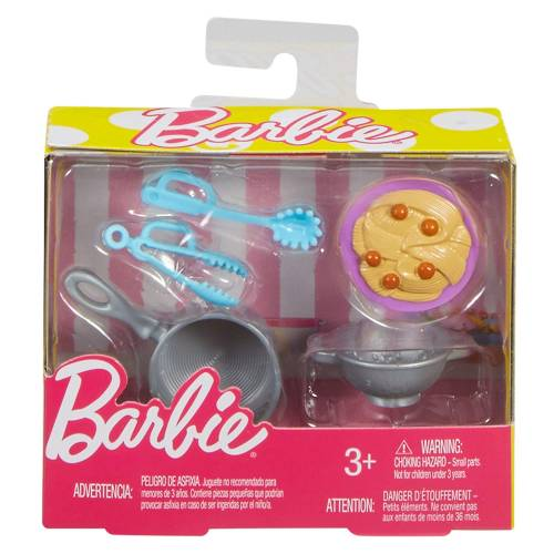 Barbie Mini Kitchen Accessories - Pasta