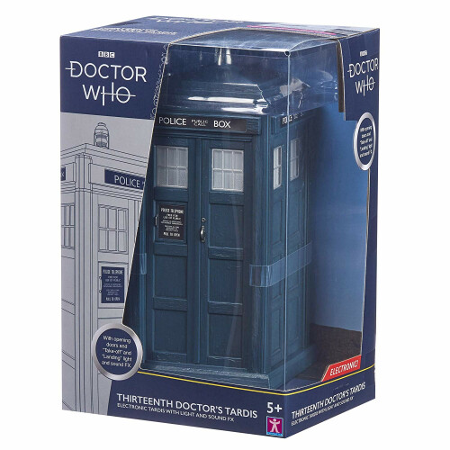 Doctor Who Thirteenth Doctor's Tardis