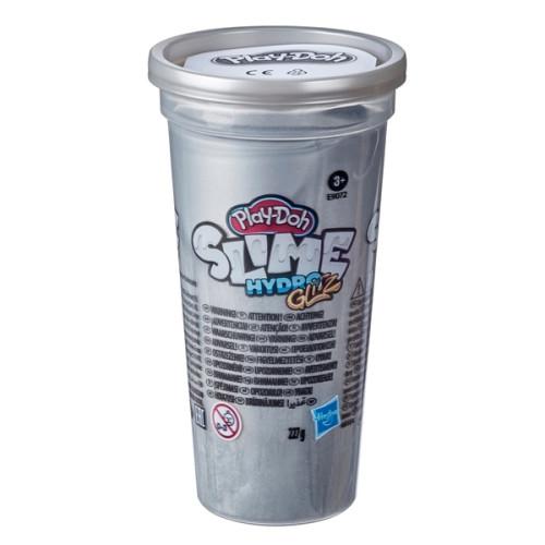 Play-Doh Slime Hydro Glitz - Silver