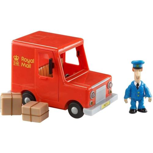 Postman Pat's Van