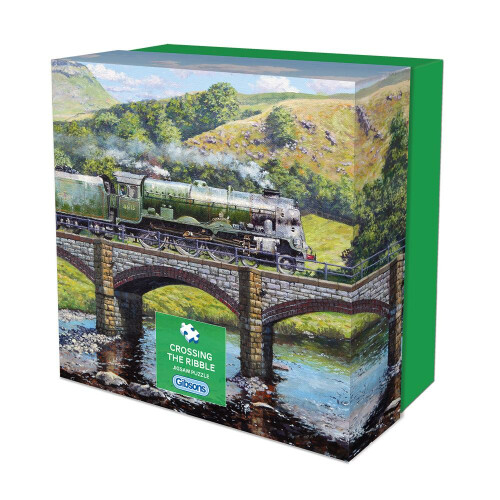 Gibsons Crossing the Ribble 500pc Gift Box