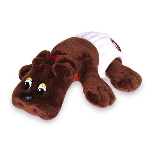 Pound Puppies Newborn - Dark Brown