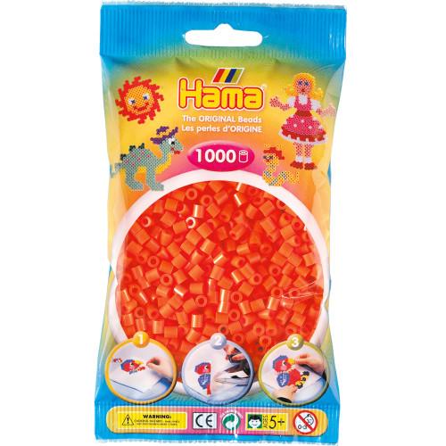 Hama Beads 207-04 Orange