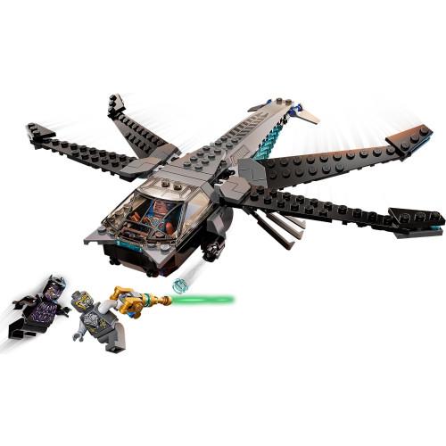 Lego 76186 Infinity Saga Black Panther Dragon Flyer