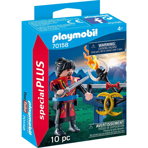 Playmobil 70158 Warrior