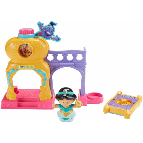 Fisher Price Little People - Disney Princess - Jasmine's Friendship Palace