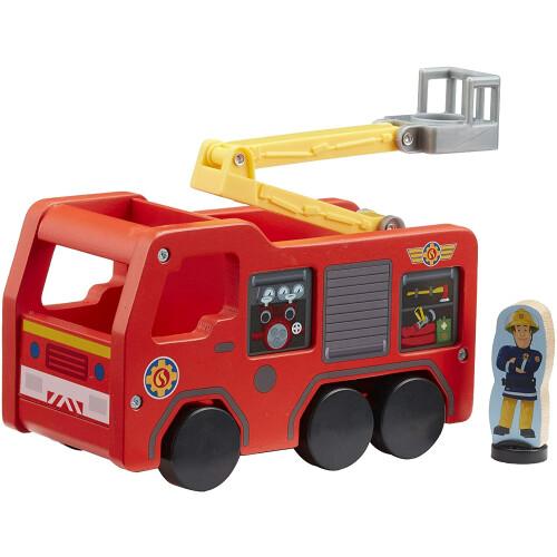 Fireman Wooden Jupiter & Figure