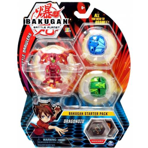 Bakugan Starter Pack - Dragonoid