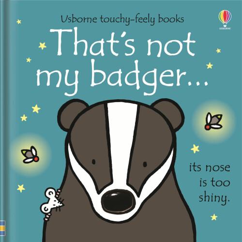 Usborne Books - That's Not My Badger...