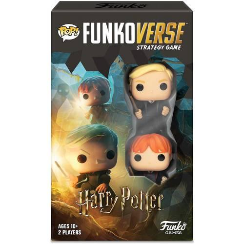 Funkoverse Strategy Game - Harry Potter (2 Pack)